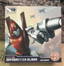 Transformers G1 Toys AOD-01 Powerglide  MP Scale Richthofen In stock MISB