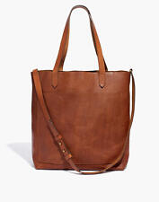 Madewell Medium Transport Tote - Brand New with tags, English Saddle
