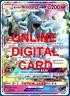 1X Alolan Ninetales GX 132/214 Lost Thunder Pokemon TCG Online Digital Card