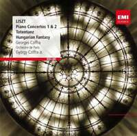 György (georges) Cziffra/orche - Liszt: Piano Concertos 1 & 2, NEW CD