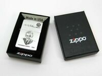 Zippo 200FL Full Size Brushed Chrome Classic Windproof Founders Lighter