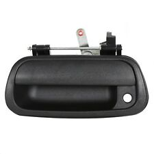 For 2000-06 Toyota Tundra Tail Gate Tailgate Handle Black Textured Pickup Truck