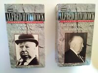 Alfred Hitchcock-The Thirty Nine Steps,Lady Vanishes, Young & Innocent, R&S VHS