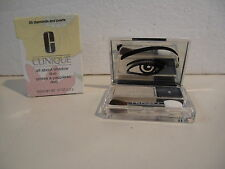 CLINIQUE - ALL ABOUT SHADOW DUO - ombre a poupieres duo  05 diamonds and pearls.