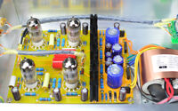 4*12AX7 Vacuum Tube Preamplifier Based on Conrad-Johnson CJ Finished Stereo PAMP