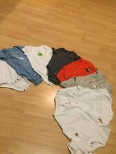 Baby Gap Lot Of  8 Shirts 0-3  bodysuits baby months boy or a girl short sleeve
