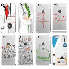 Coque Docteur Medicine Nurse medical Health Case Samsung Galaxy S8 S A J Iphone