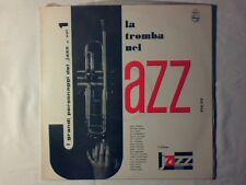 2LP La tromba nel jazz MILES DAVIS CHET BAKER LOUIS ARMSTRONG BIX BEIDERBECKE