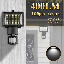 8STK 16LEDs Solarlampe Bewegungsmelder Wandleuchte Außen Sensorlicht Strahler