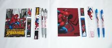 12 Marvel Spiderman Stationery Set Kids School Party Favor Supply Wholesale *I*