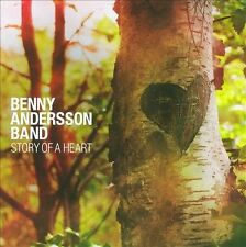 Story of a Heart by Benny Andersson Band/Benny Andersson (CD, 2009, Universal...