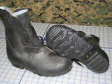 mickey mouse boots black unused 8 W military NO valve vintage bristolite vietnam
