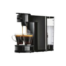 Philips SENSEO HD6592/60 NEW Switch Kaffee-Padautomat 2in1 Schwarz 1450 Watt