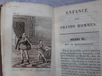 Enfance des grands hommes ou le Plutarque 1836
