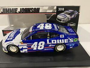 #48 Jimmie Johnson  2018 Lowes Patriotic Camaro 1/577