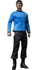 Quantum Mechanix Star Trek Spock The Original Series 1/6 Figure pas Hot Toys Neuf