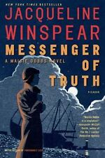 Messenger of Truth by Jacqueline Winspear (2007, Paperback, Reprint)