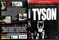 TYSON (1995) un film di Uli Edel - DVD USATO - PRODOTTO DA HBO - WARNER DISTRIB.
