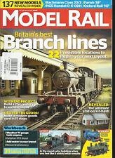 MODEL RAIL  MAGAZINE,   MARCH, 2017    NO. 232