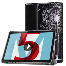 Funda Libro para Huawei Tablet Media M5 pro 10 Bolsa Ipad Smart Carcasa Soporte