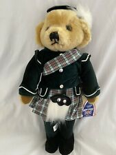 "Merrythought 18"" Scotsman Bear!"