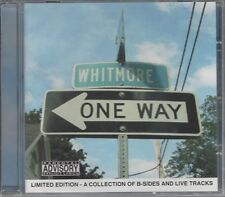 WHITMORE - ONE WAY (B-SIDES & LIVE TRACKS) - (limited edition cd) - SENSI CD 001