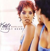 KELLY ROWLAND ~ Simply Deep [BONUS TRACK] ~ CD Album ~ GC ~ FREE POST!*