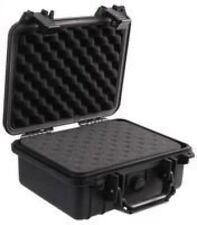 Waterproof Hard Case with Foam Insert Audio Visual Photo Equipment Transport Box