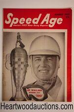 Speed Age Sep 1951