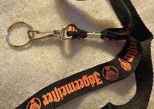 Vintage Jagermeister Lanyard - Keychain - circa 1995...VERY RARE - STYLE 2