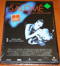 SALOME CARLOS SAURA - 2 DVD - Teatro musical - Precintada