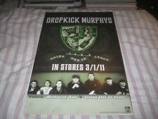 DROPKICK MURPHYS-(going out in style)-1 POSTER-11X17 INCHES-NMINT-EXCELLENT-RARE