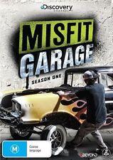 Misfit Garage: Season 1 * NEW DVD * (Region 4 Australia)