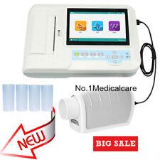 CONTEC SP100 Lung Spirometer Digital Breathing Diagnostic Pulmonary Device
