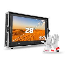 LILLIPUT BM280 4K 3840*2160 HD Video monitor Screen w/ 3G-SDI/HDMI/VGA/DVI