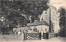 POSTCARD   SUSSEX   WESTHAM  Church