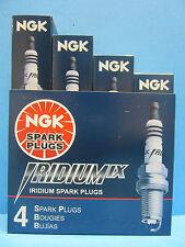 4 NGK 3764 Spark Plugs OEM# BKR6EIX11 BKR6EVX11 Iridium IX Upgrade