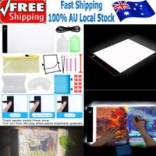 Diamond Painting A4 LED Light Box+30pc Dimmable Board Kit +28-slot Box 5D Artist