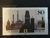 Germany Berlin - 1987 -  750th Anniversary of Berlin - 1 stamp set - MNH