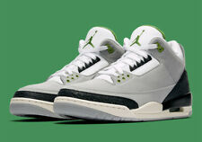 fb6b26aadf3 2018 Nike Air Jordan 3 Retro size 13. Chlorophyll. Grey Green Sail. 136064