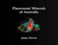 JH12882 Book: Fluorescent Minerals of Australia