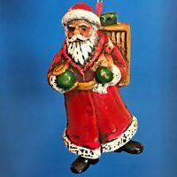 Santa Ornament Dark Skin     (a)