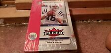 2006 Fleer Football Card Sealed 36 pack Box Poss Rookies Autos+FREE BRADY CARD