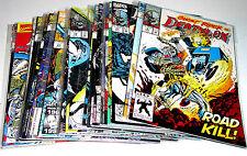 Deathlok 9 To 30 + 2 Annuals 24 bks - The Reanimated Dead Hero