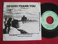 RARE BLACK GOSPEL 45 PS - OH GOD I THANK YOU - HIGHLAND PARK COMMUNITY CHOIR