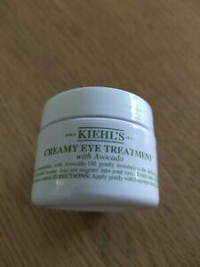 Kiehl`s Creamy Eye Treatment With Avocado 28g Skin Moisturising Cream - rrp £41