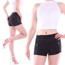 Unifarbene Damen-Shorts & -Bermudas mit 36 Größe