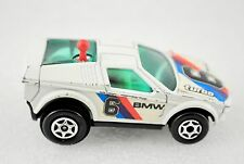 Vintage Majorette Motor Turbo BMW Car Made In France