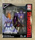 Transformers Titans Return Galvatron Voyager Class