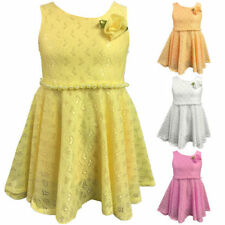 Chiffon All Seasons Party Dresses (2-16 Years) for Girls